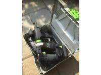 Festool screw gun