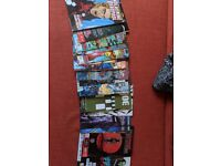 Small comic book collection (Deadpool, Avengers, Transformers, etc)