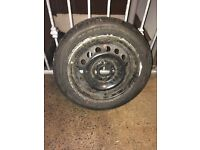 BRAND NEW 165/60R14 TYRE FOR SALE - 4x100 rim