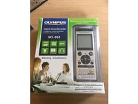 Olympus WS-852 Digital Voice Recorder - Brand New in Box