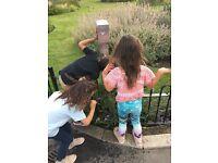 Part time nanny, after school childminder, positive vibes