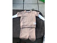 Baby river island outfit