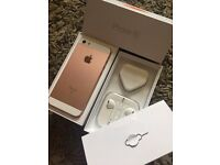 IPHONE SE 16GB ROSE GOLD FOR SALE