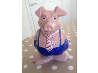 Nat West Pig Wade Maxwell Excellent Condition