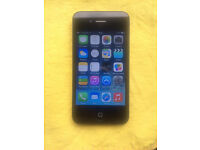 iPhone 4 16Gb in Black. Unlocked with accessories. Good condition.