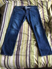 Edwin ED-55 Relaxed Fit Jeans 36Wx32L