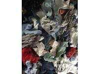 90 items of baby boys clothes
