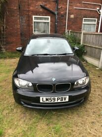 image for BMW 1 Series Automatic  2.0 118d Sport