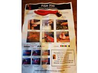 Fish 200 safety cutter there are 42 of them all brand new and boxed