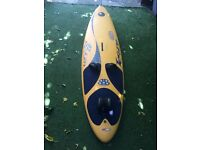 Bic Techno medium 112 windsurfer board