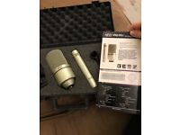 MXL 990/991 Condenser Microphone Set
