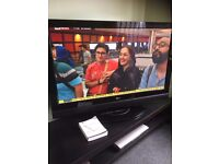 LG TV, 50 inch, with stand, manual,remote.built in freeveiw, EXCELLENT CONDITION.