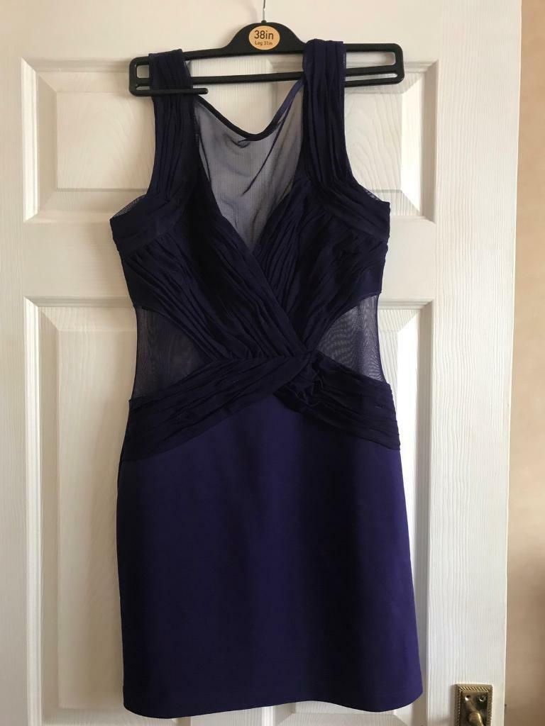 Purple lipsy dress size 14in Norwich, NorfolkGumtree - Size 14 purple lipsy dress with mesh panels. Brand new with labels. Collection from Poringland not stated location