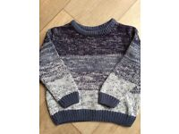 Jumpers x 2, size 3-4