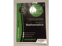 National 5 Mathematics Hodder Gibson 2014 - 2015 GREAT FOR REVISION!
