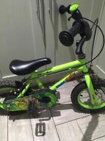 Boys Apollo Marvin Monkey bike.