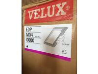 New sealed Velux EDP M04 tile slate flashing kit fitting boxed for skylight window