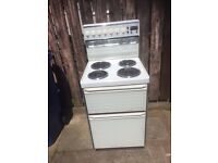 Tricity Fanfare electric Ring freestanding cooker £35 comes with wire attached