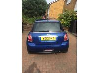 2012 Mini one pepper pack excellent condition