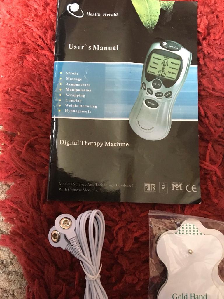 Tens Type Digital Therapy Machine In Kingussie Highland Gumtree Massage
