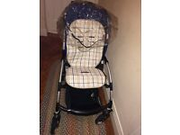 Pre-loved Bugaboo Bee pushchair
