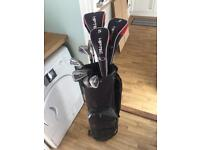 Hiptec Golf Clubs and bag, FREE COME AND COLLECT!