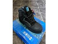 Saftey/hiking boots, size 11