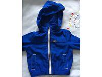 Boys Ralph Lauren rain jacket 12months