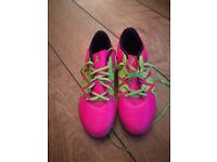 Adidas X 15.3 FG boots size 5