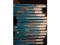 Wii u with 14 games