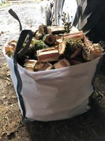 Firewood For Sale, Free Delievery Within Reason