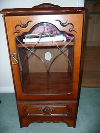 Drinks Cabinet with Small Drawer