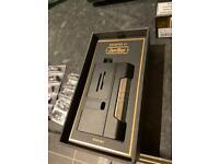 Aspire Boxx Boro vape device, like billet box