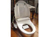 Panasonic Japanese toilet seat DL-RJ20-CP