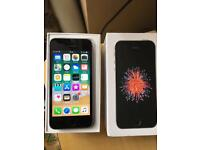 iPhone SE Three Network Excellent condition
