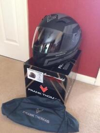 Frank Thomas Motorbike Helmet