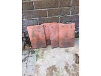Redland rosemary roof tiles
