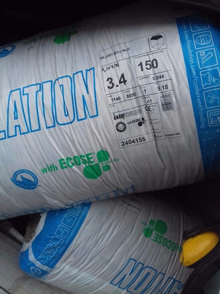 Knauf Insulation (150mm) | in Bolton, Manchester | Gumtree