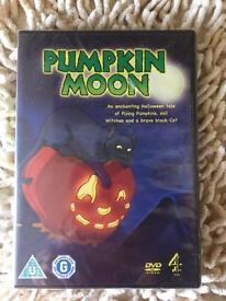 Pumpkin Moon DVD. New