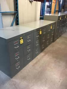 USED Office Furniture Vertical File Cabinets - Legal Size