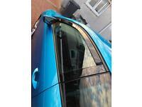 Seat Leon mk3 3door wind deflectors