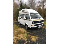 VW Komet Low Mileage swap for Romahome small camper