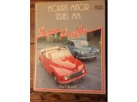 Morris Minor Series SPlit Screen and Minir 1000 books x 2