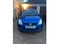 2008 Suzuki Swift, Attitude Model, 1.3! Perfect first car!