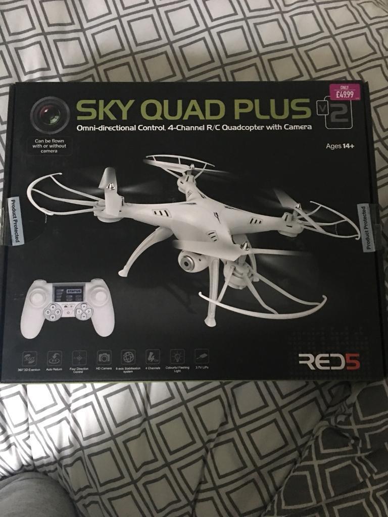 Sky quad plus v2 Drone