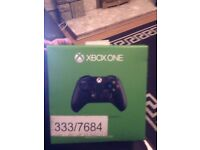 Xbox One Controller (NEW IN BOX)