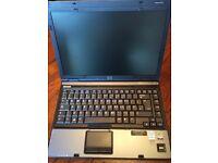 HP Compaq 6910 Wireless Laptop Dual Core, Windows 7