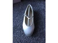 New size9 wedding shoes for kids