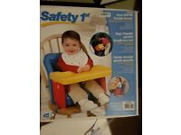 Child's Portable Booster Seat - Safety 1st
