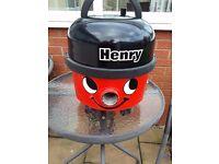 Henry hoover 110v faulty